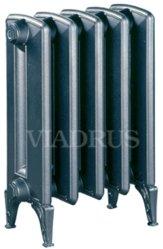 Радиаторы BOHEMIA Viadrus (чугунные окрашенные)
